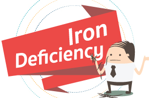 2 Signs You Have an Iron Deficiency?