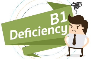 Did you Have an B1 Deficiency?