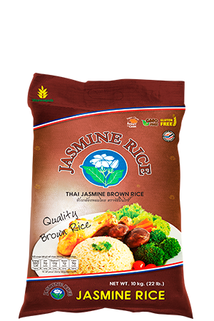 Jasmine Brown Rice 10 kg