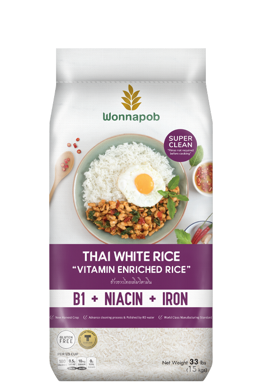 Thai White Rice 15 kg