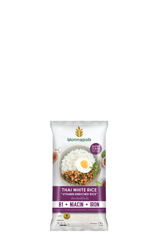 Thai White Rice 1 kg