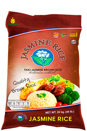 Jasmine Brown Rice 20 kg