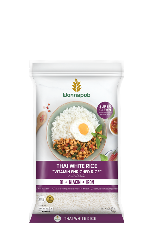 Thai White Rice 5 kg