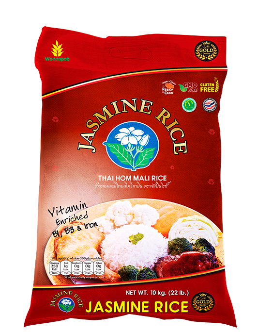 Jasmine Red Rice 10 kg
