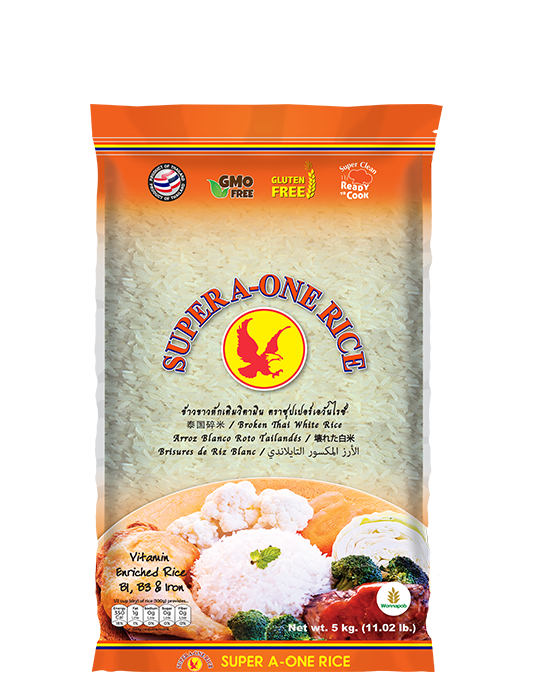 Super A One Rice 5 kg