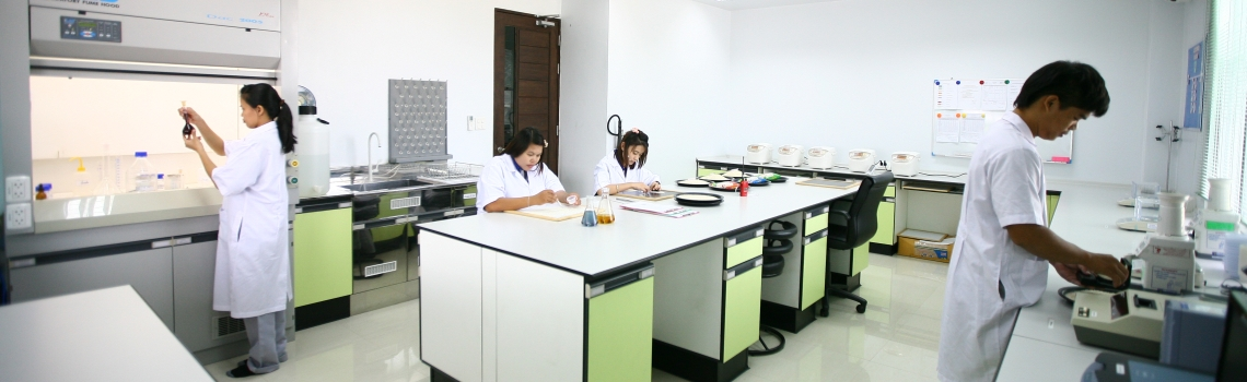 High Quality Rice Testing Lab